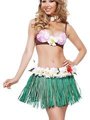 Aloha Babe Sexy Costume