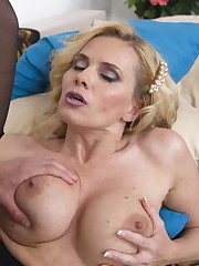 Mummy pounding her fucktoy boy