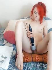 Hannahjames710 - Butt-plug Anal Climaxes
