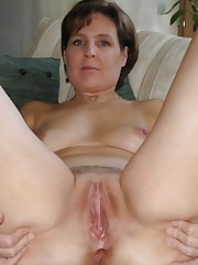 MILF & Mature Spreaders# MiX by DarKKo..