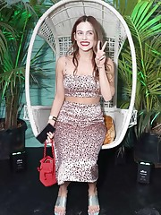 Riley Keough Revolve Soiree at..