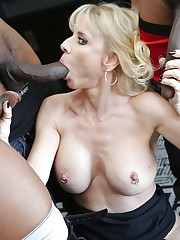 Cougars with meaty fuck-sticks - Cougar..
