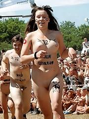 Group of naturist photo - hardcore pics