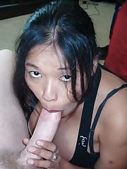Thai women blow jobs Blow-job Porn photos