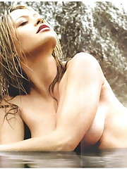 Anna Falchi bare - pictures, naked,..