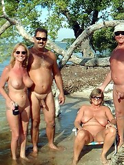 Spain swingers beach sex, stranger plow..