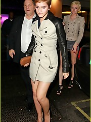 Emma Watson Makes It A Mahiki Night..