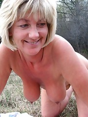 Bare moms fifty years waiting spunk-pump