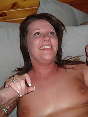 Bi-curious whore wifey swinger 4some..