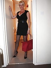 Glamorous mother of social networking