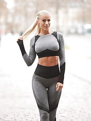 Sexy Toned and Fit