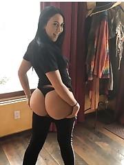 Sudsy Phat ass white girl - redditery -..