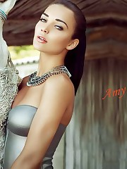 Amy Jackson  modeling high definition..