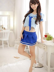 hot sale cosplay student sailor..