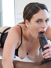 Jade Nile - Fancy Wifey Enjoys Big..