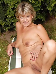 Nude Nymphs Over 65 Years Aged -..