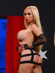 Super-sexy Busty Sluts Nikki Benz..