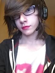 Trans Teenage Selfies