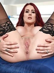 Super-sexy MILF Tana Lea with splendid..