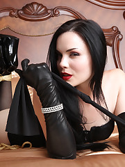 Porno Photo From Bound in Leather..