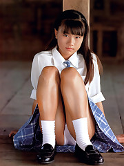Japanese Schoolgirls for Multiracial..