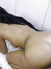 Perfect brazilian model Perla Bombom..