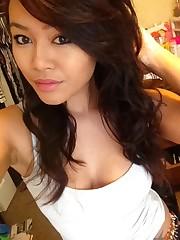 Non-nude asian girlfriends,..