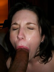 Whorish Amateur Fuckmeat Blowing Trunk..