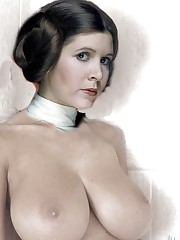 Carrie Fisher Bare - Youve Never Seen..