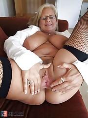 British Mature - Robyn Ryder ZB Porn