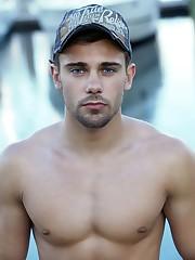 Sean B, Modelo de All American Guys..