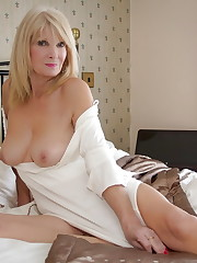 Betty, sexy as pound UK GILF -  -..