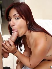 Sophia Steele takes big hard rod in her..