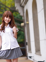 Download wallpaper girl, Asian, Aries,..