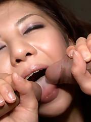 Scorching Chinese prostitute Reina..