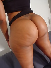 Ass big black lush - Bi-racial
