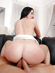 Enormous Ass Isabella Clark Multiracial..
