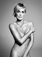 Sharon Stone Have Bang-out - Ebony..