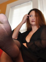 Stinky Nylon Feet 46 upskirtporn