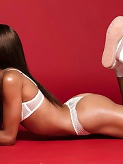Transgender Model Ines Rau Nude for..