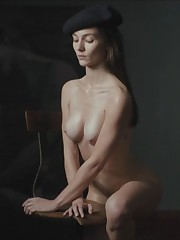 Bare vid celebs Actress Salome Zimmerlin