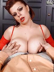 Mature Female Porn Star Image