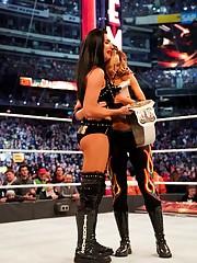 WWE WrestleMania 35 risultati in..