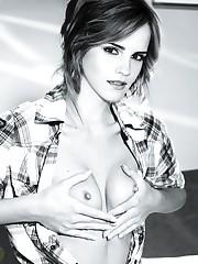 Emma Watson Nude Naked