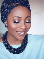 Bronze Gold Dimma Umeh Nigerian..