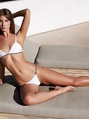 Carmella Rose Sey Lurelly Swimwear..