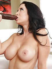 Big-boobed brown-haired Jayden Jaymes..