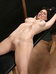 Restrain bondage Pussy Ashley Renee -..