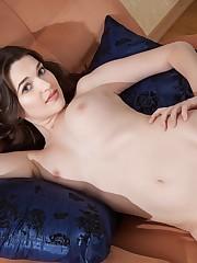Serena Wood nude in photos from Met-Art