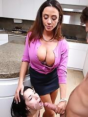 Ariella Ferrera - Unshaved pussy..
